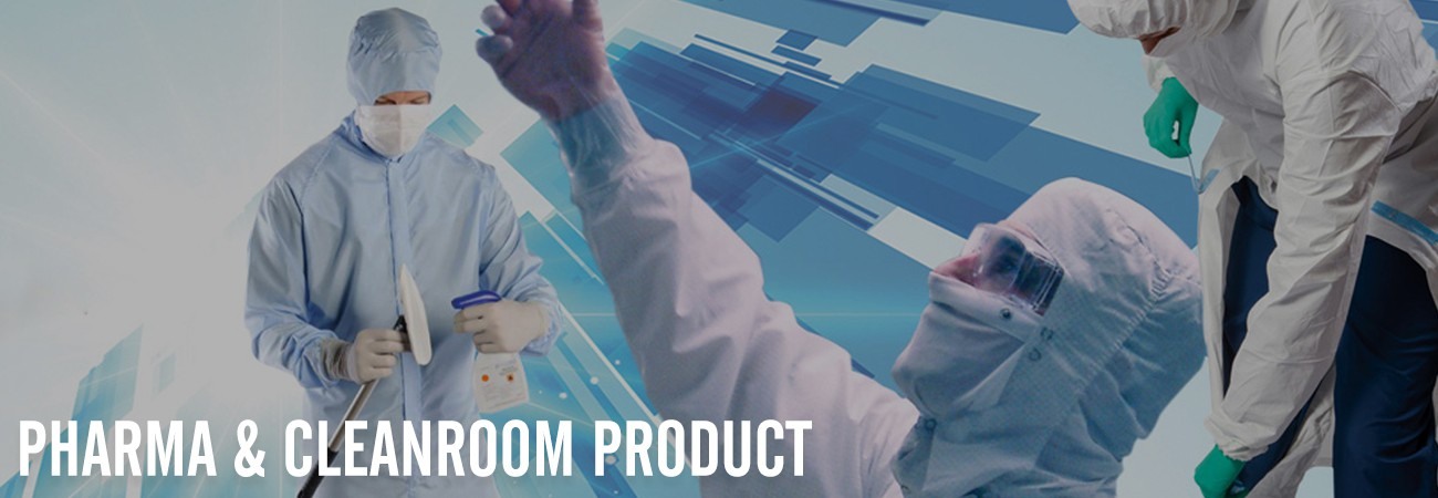 Pharma and Cleanroom Products