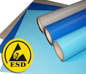 Antistatic Vinyl Flooring (ESD MAT)